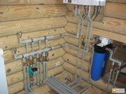 Монтаж системы отопления под ключ в Минске и районе