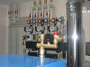 Монтаж систем водопровода,  водоотведения,  отопления в Орше