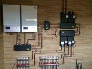 Монтаж систем отопления и водоснабжения Вилейка